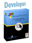 SetupBuilder Developer Edition - Single Licence