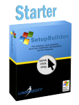 SetupBuilder Starter Edition - Single License